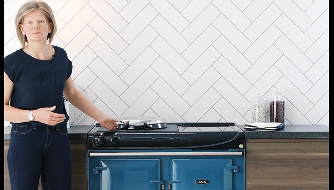 Discover the AGA eR3 Series range cooker