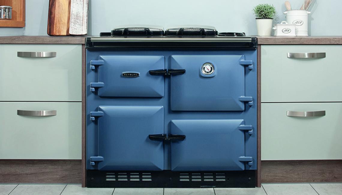 Rayburn range cooker 680