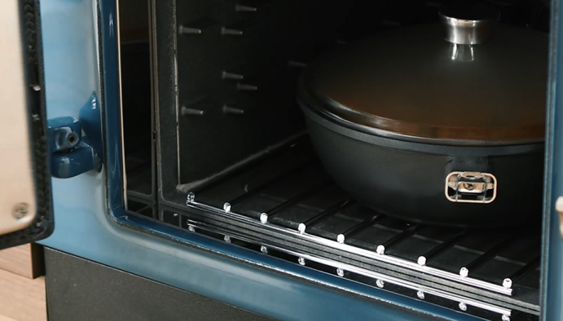 The AGA Simmering Oven