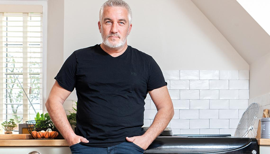 Paul Hollywood with his AGA eR3 Series