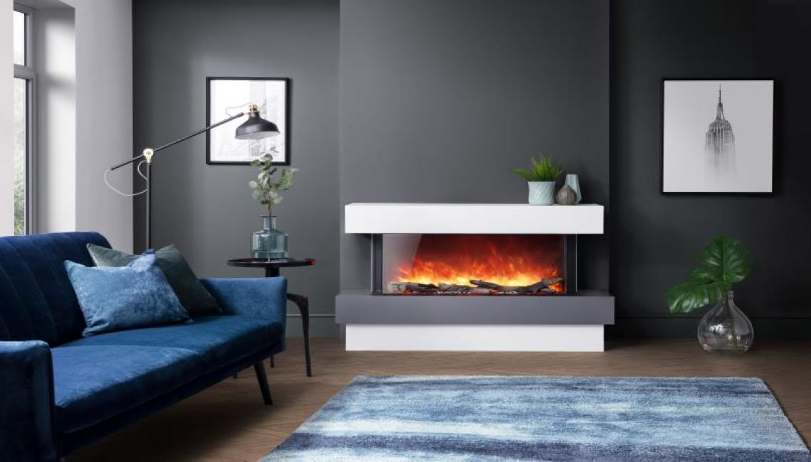 Rayburn Stratus Fire Suites & Electric Fires