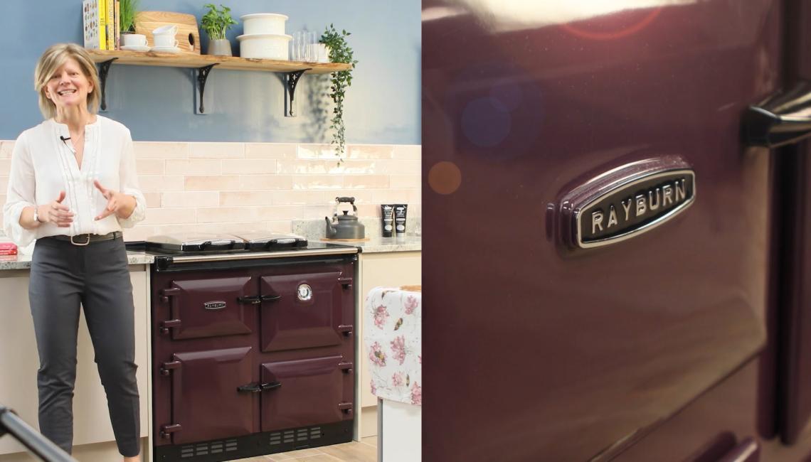 Rayburn Cooker 600 Series