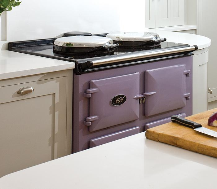 AGA top plate and front plates