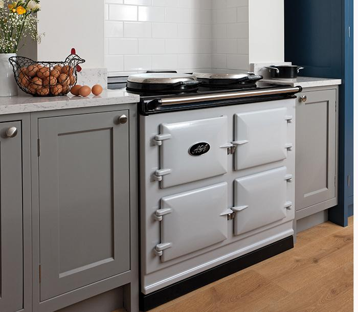 The AGA requires a burn-off period