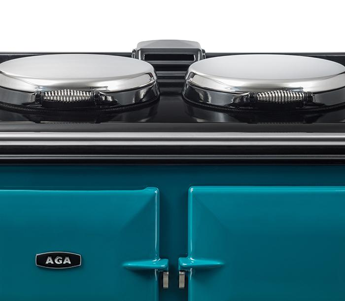Iconic AGA design