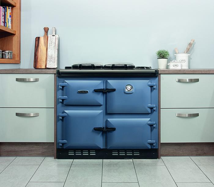 Rayburn 600 Series in Dartmouth Blue