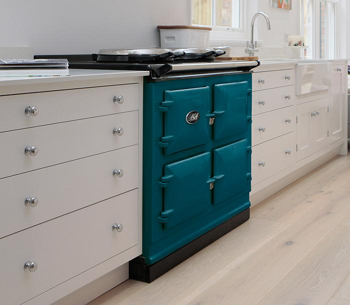 AGA variety of colours