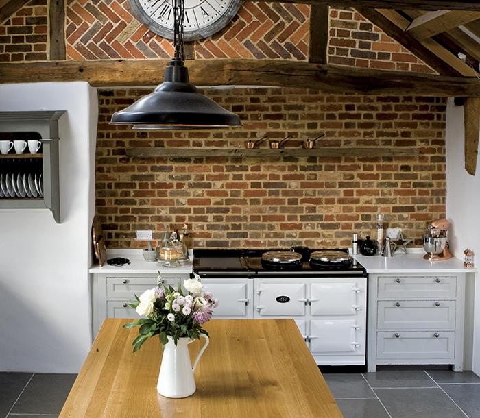 AGA Dual Control 5-oven in White